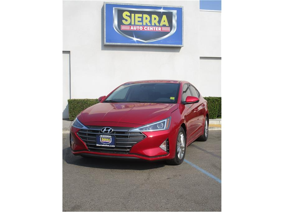 2020 Hyundai Elantra from Sierra Auto Center