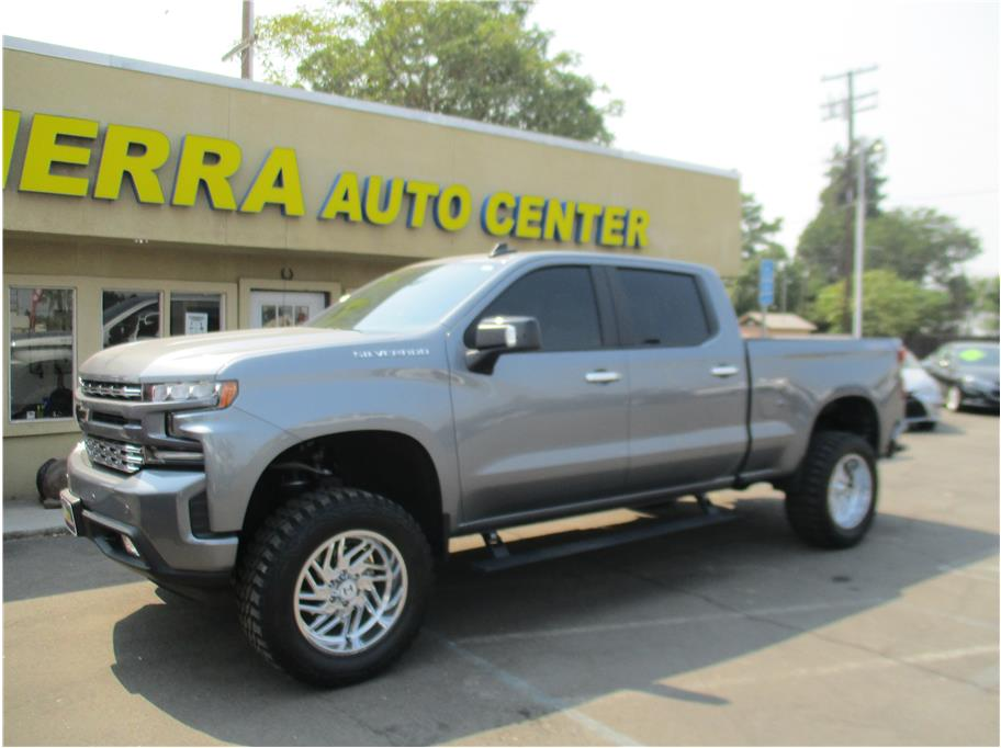 2019 Chevrolet Silverado 1500 Crew Cab from Sierra Auto Center Fowler
