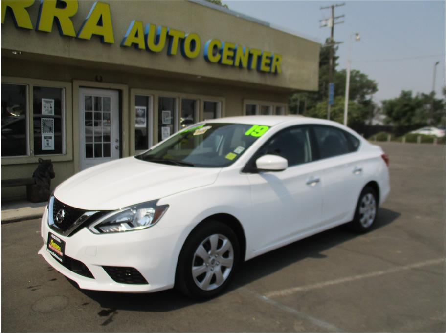 2019 Nissan Sentra from Sierra Auto Center Fowler