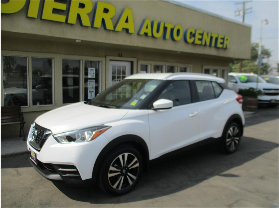 2019 Nissan Kicks from Sierra Auto Center Fowler