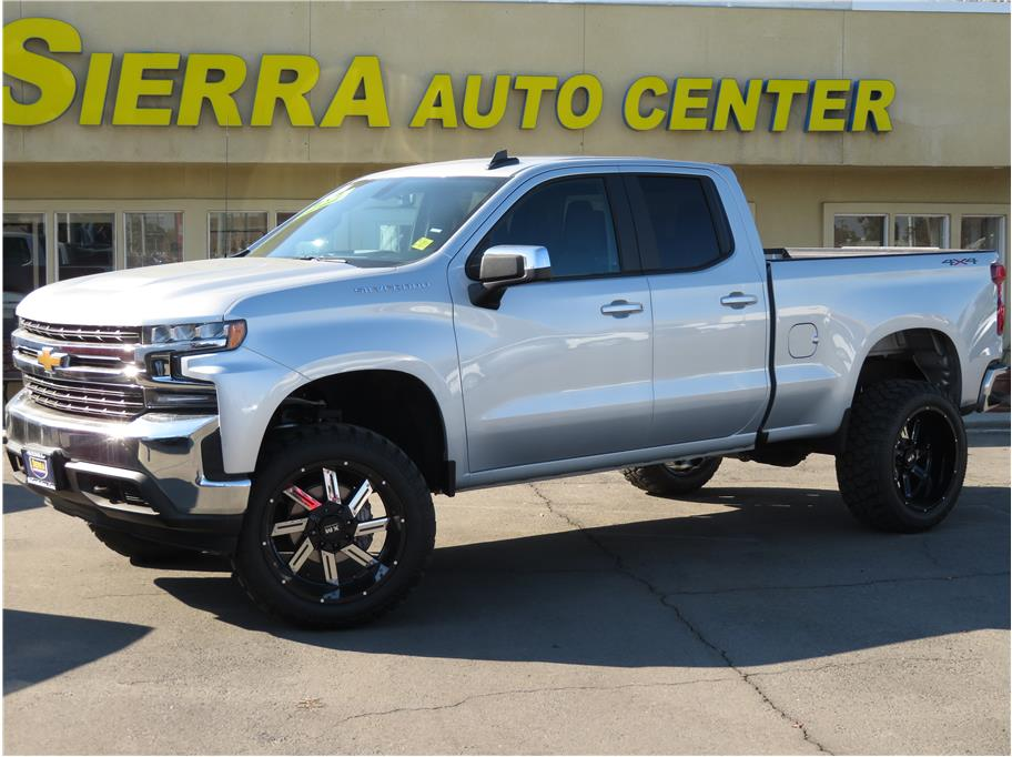 2020 Chevrolet Silverado 1500 Double Cab from Sierra Auto Center Fowler