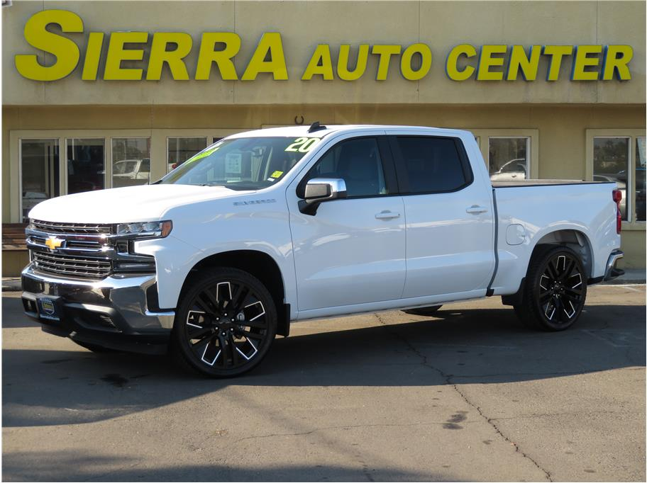2020 Chevrolet Silverado 1500 Crew Cab from Sierra Auto Center Fowler