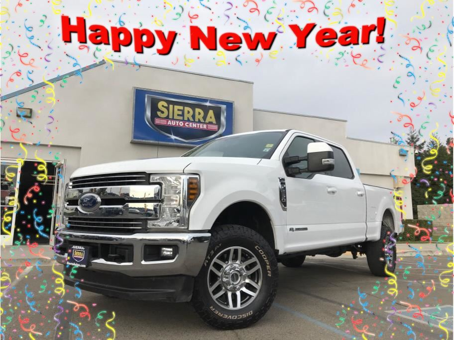 2019 Ford F250 Super Duty Crew Cab from Sierra Auto Center