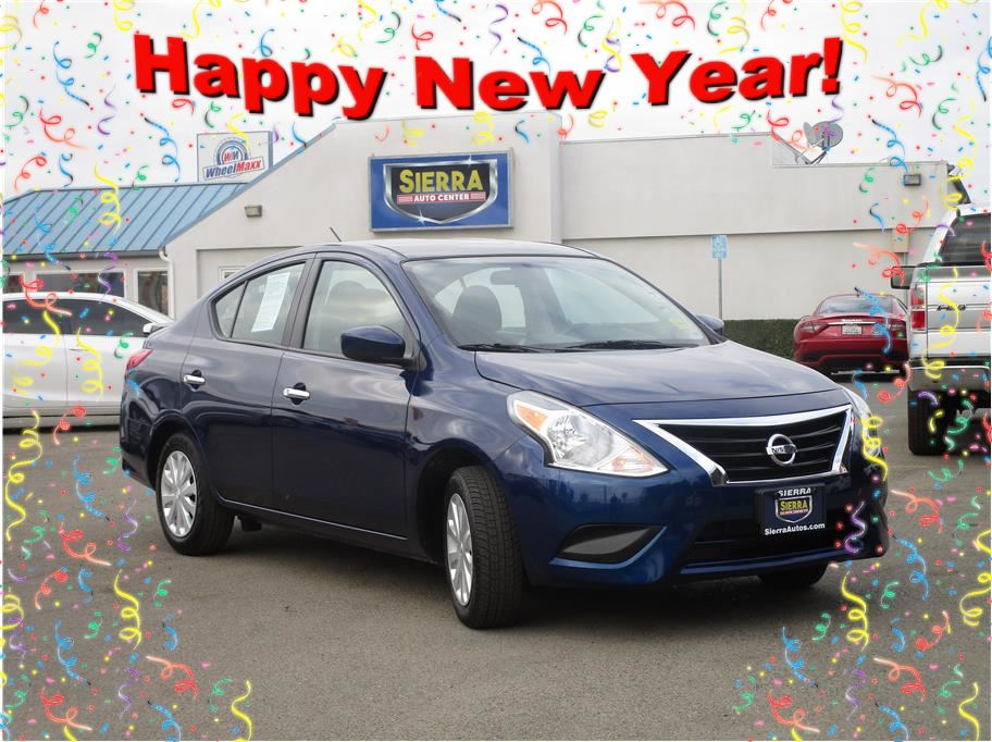 2019 Nissan Versa from Sierra Auto Center
