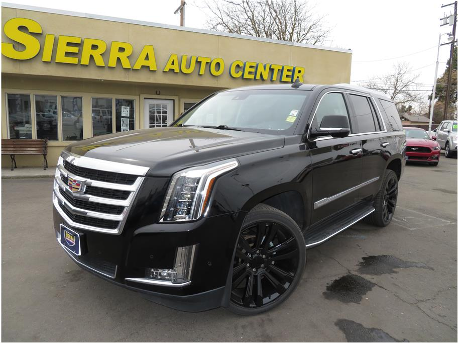 2017 Cadillac Escalade from Sierra Auto Center Fowler