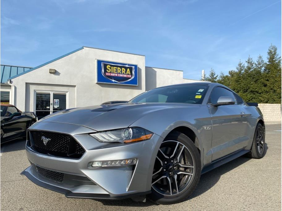 2020 Ford Mustang from Sierra Auto Center