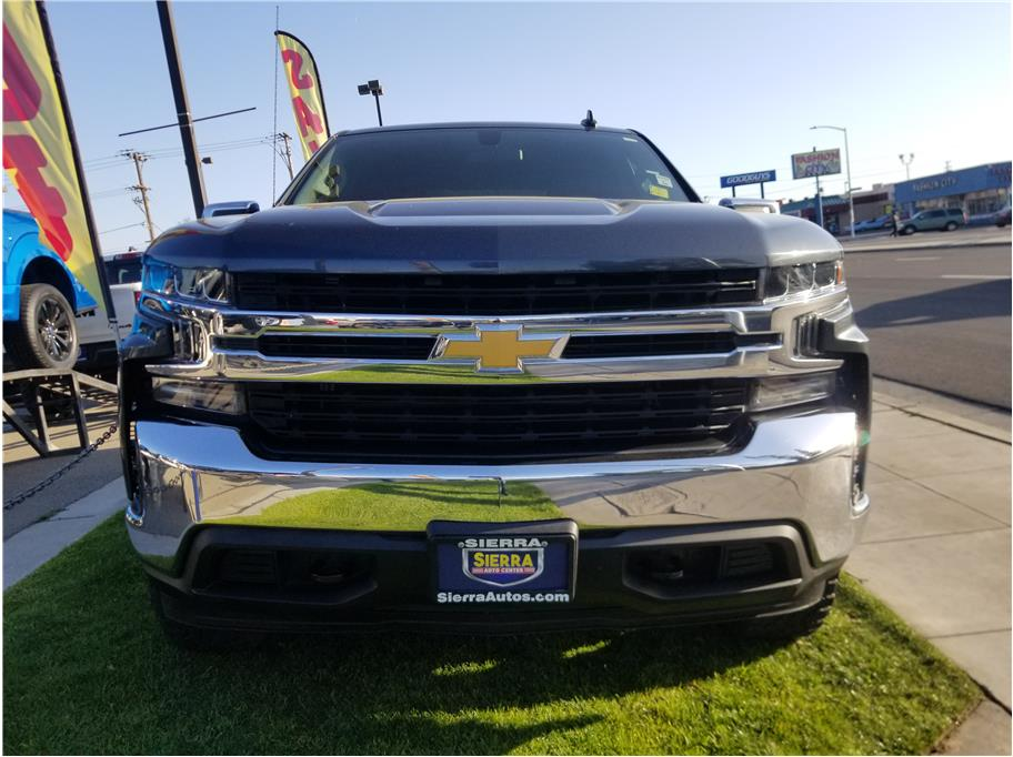 2020 Chevrolet Silverado 1500 Crew Cab from Sierra Auto Center