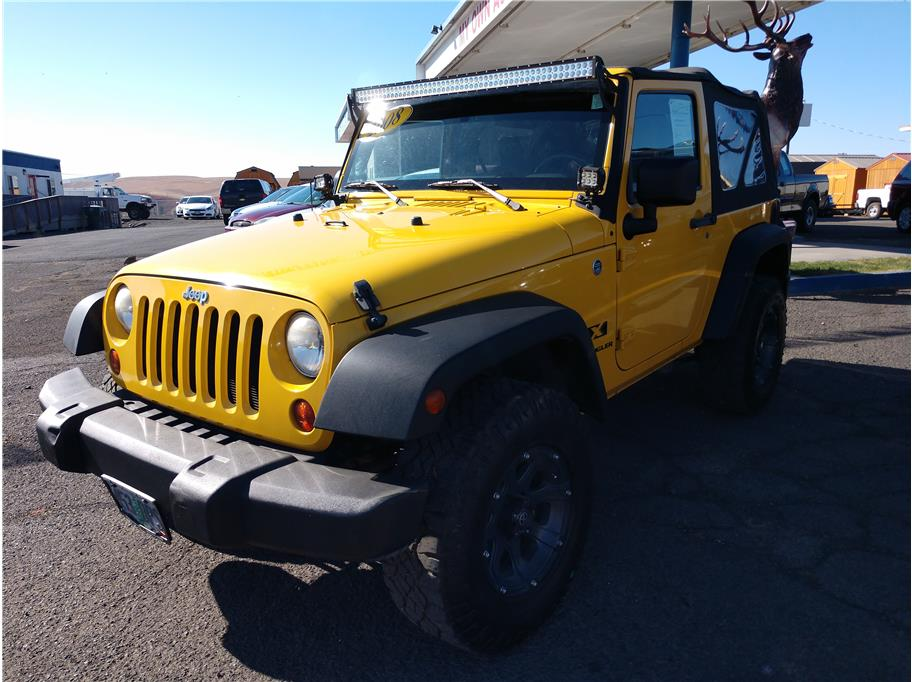 2008 Jeep Wrangler from My Own Auto Sales