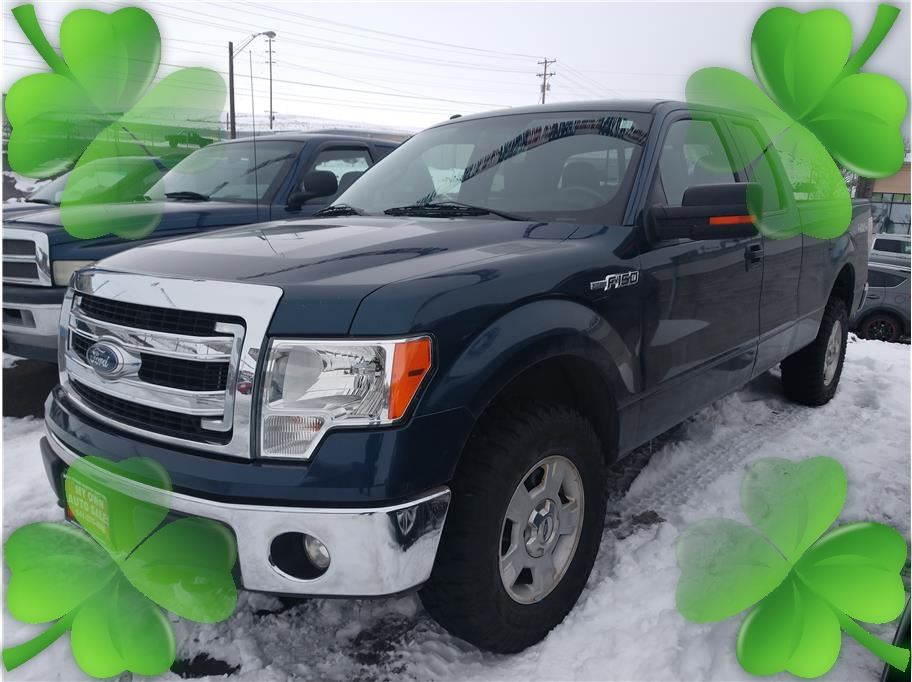 2014 Ford F150 Super Cab from My Own Auto Sales