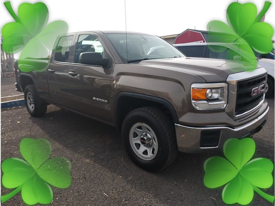2014 GMC Sierra 1500 Double Cab from My Own Auto Sales