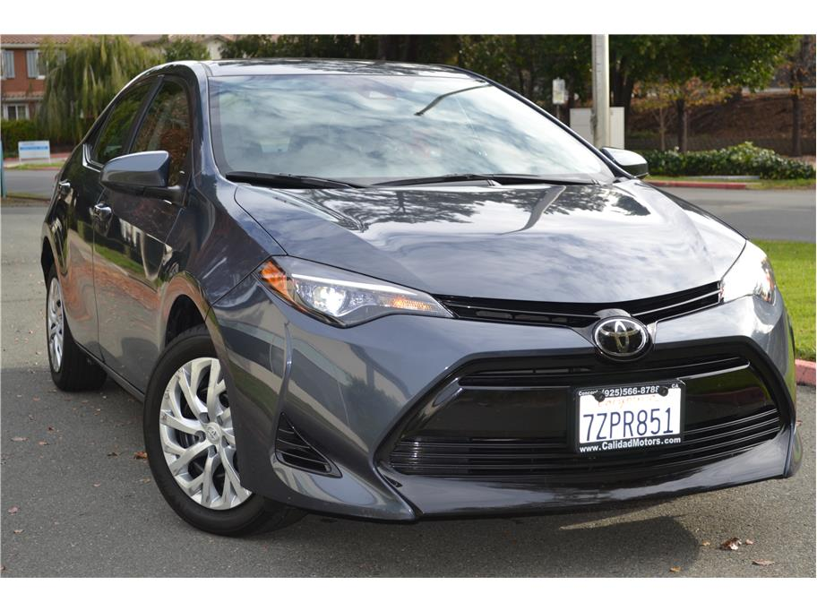 2018 Toyota Corolla from Calidad Motors, Inc.