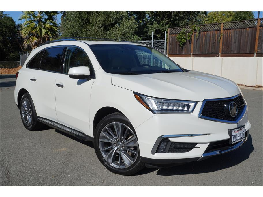 2017 Acura MDX from Calidad Motors, Inc.
