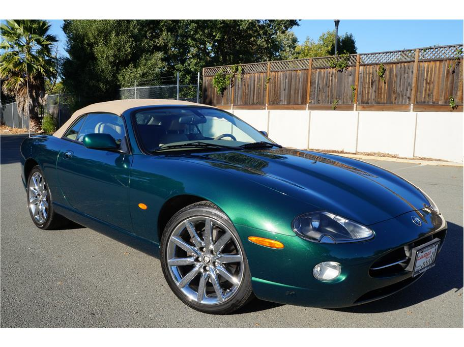 2006 Jaguar XK from Calidad Motors, Inc.