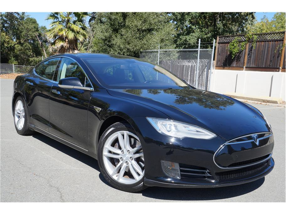 2013 Tesla Model S from Calidad Motors, Inc.