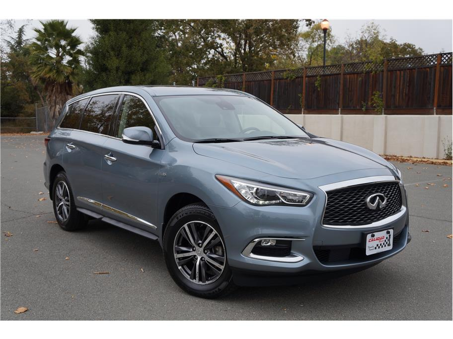 2019 Infiniti QX60 from Calidad Motors, Inc.