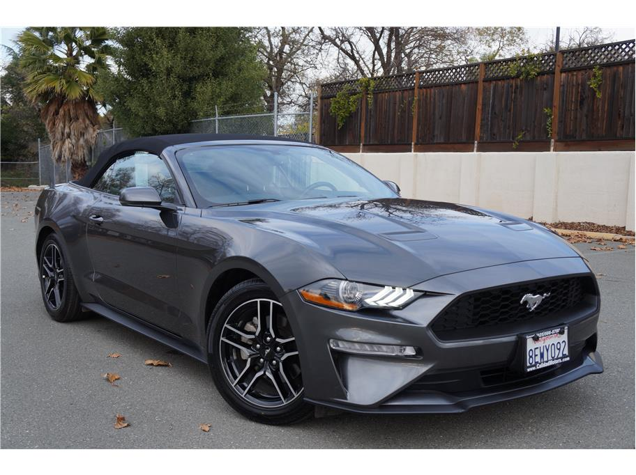 2019 Ford Mustang from Calidad Motors, Inc.