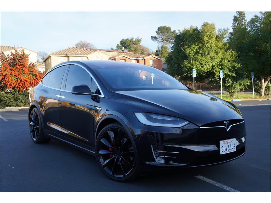 2016 Tesla Model X from Calidad Motors, Inc.
