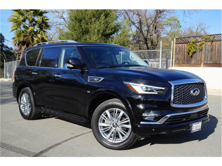 2019 INFINITI QX80 from Calidad Motors, Inc.