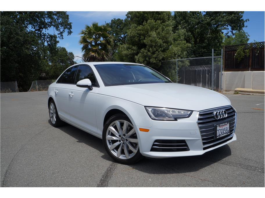 2017 Audi A4 from Calidad Motors, Inc.