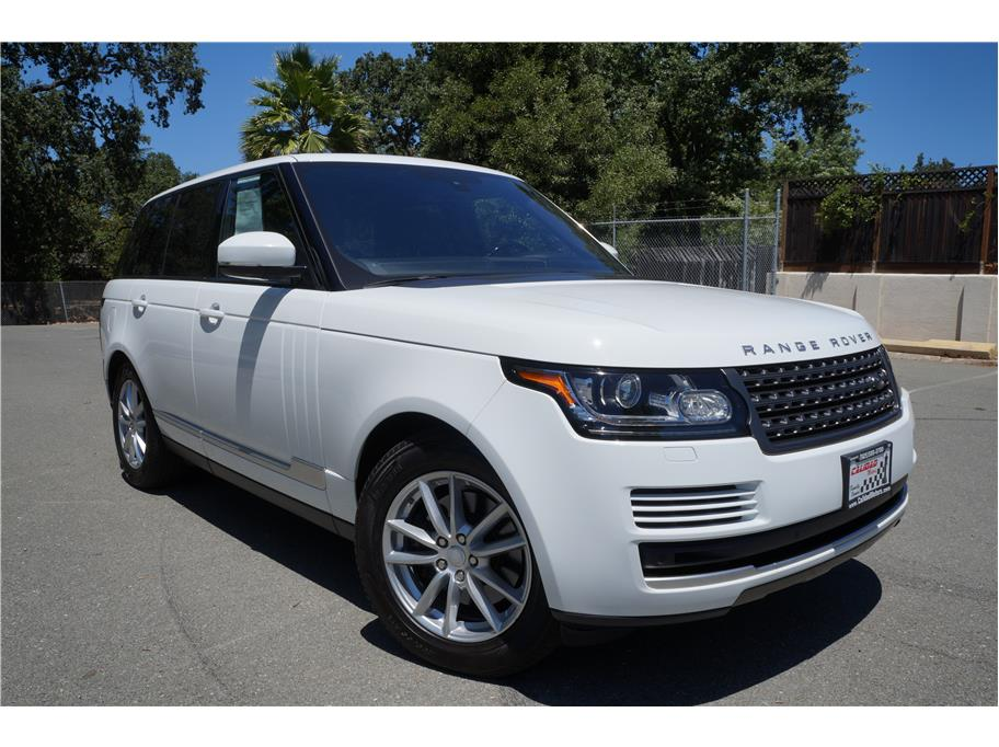 2016 Land Rover Range Rover from Calidad Motors, Inc.