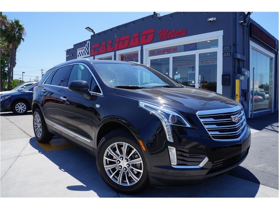 2017 Cadillac XT5 from Calidad Motors, Inc.