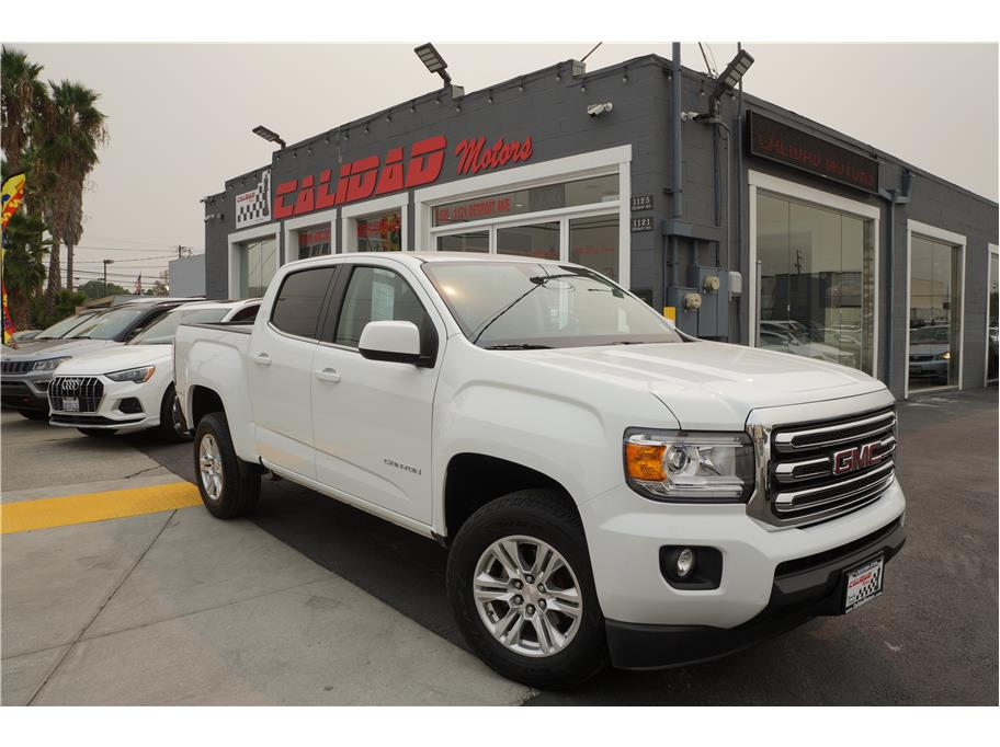 2019 GMC Canyon Crew Cab from Calidad Motors, Inc.