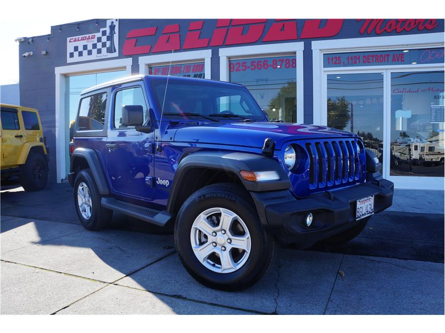2019 Jeep Wrangler from Calidad Motors, Inc.