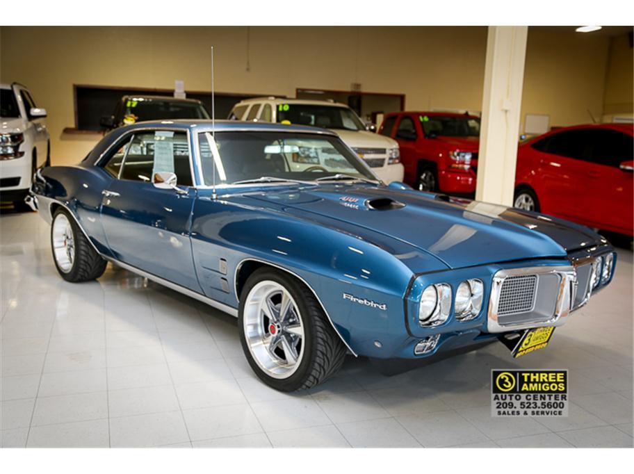 Amigos Auto Sales >> 1969 Pontiac Firebird From Three Amigos Auto Center