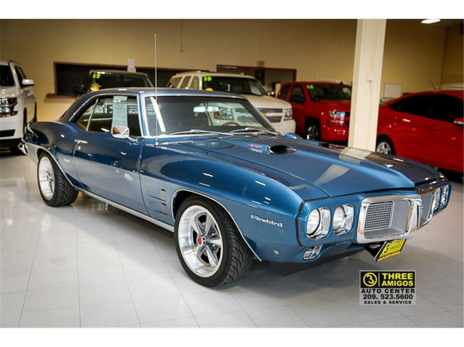 1969 Pontiac Firebird from Three Amigos Auto Center