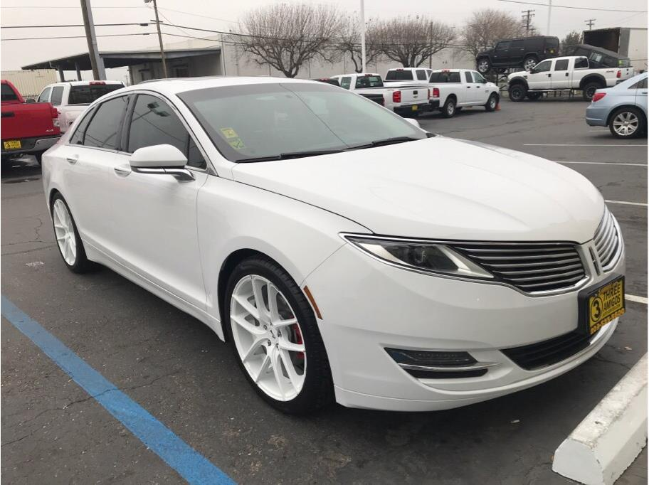 2014 Lincoln MKZ from Three Amigos Auto Center