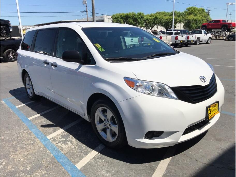 2016 Toyota Sienna from Three Amigos Auto Center