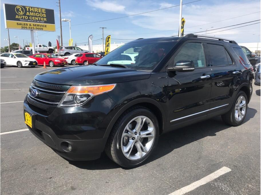 2014 Ford Explorer from Three Amigos Auto Center