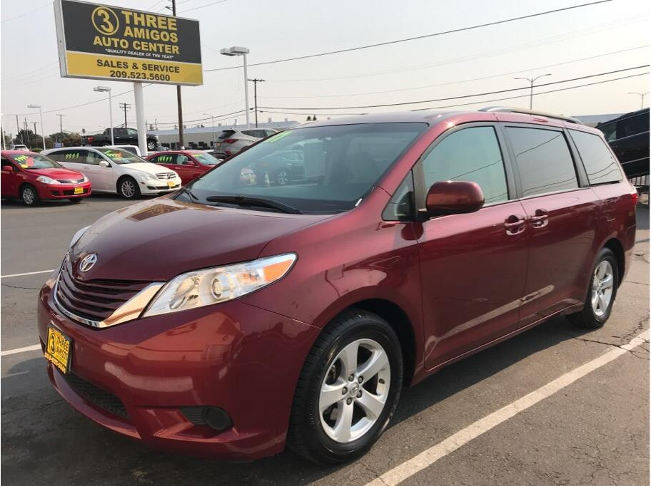 2017 Toyota Sienna from Three Amigos Auto Center