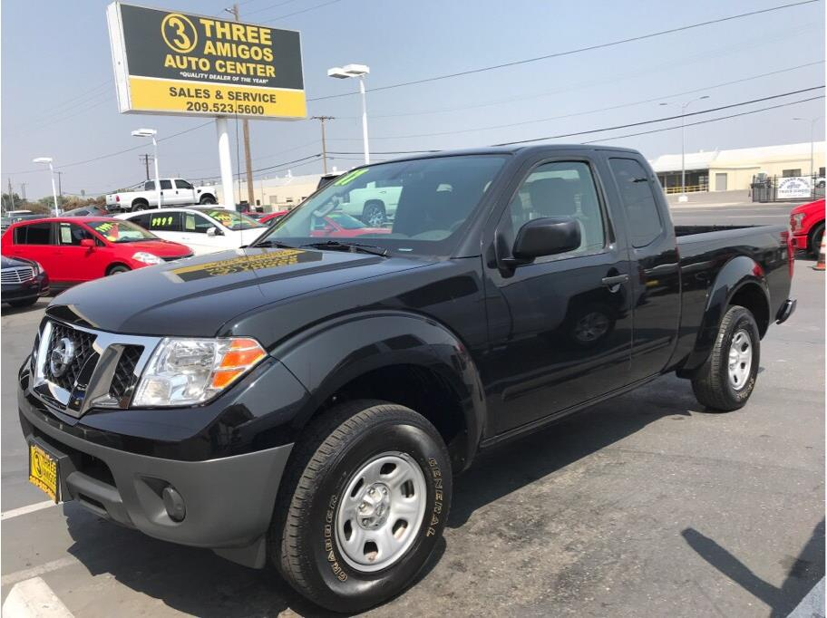 2017 Nissan Frontier King Cab from Three Amigos Auto Center