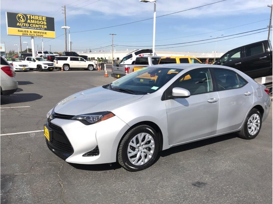 2017 Toyota Corolla from Three Amigos Auto Center