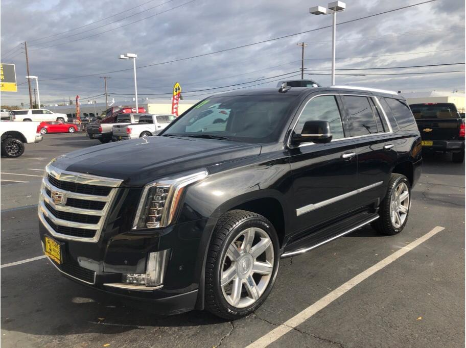 2017 Cadillac Escalade from Three Amigos Auto Center