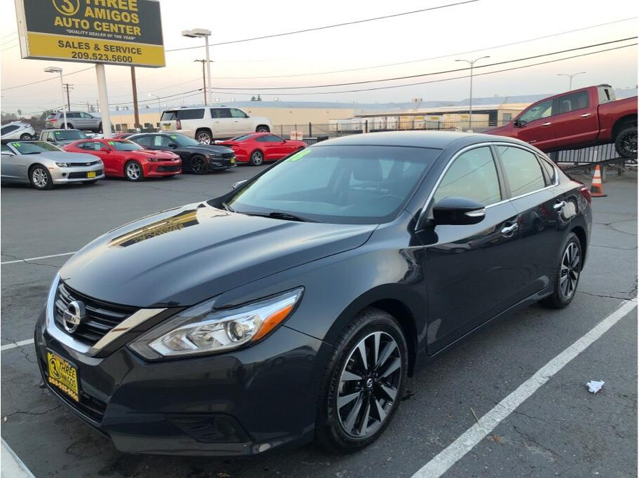 2018 Nissan Altima from Three Amigos Auto Center