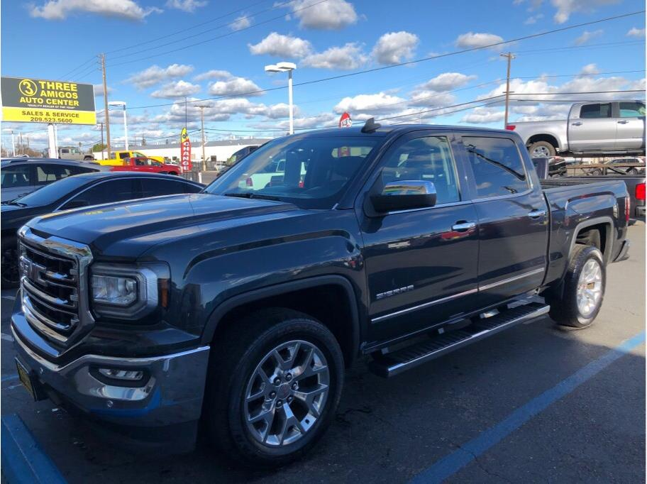 2017 GMC Sierra 1500 Crew Cab from Three Amigos Auto Center