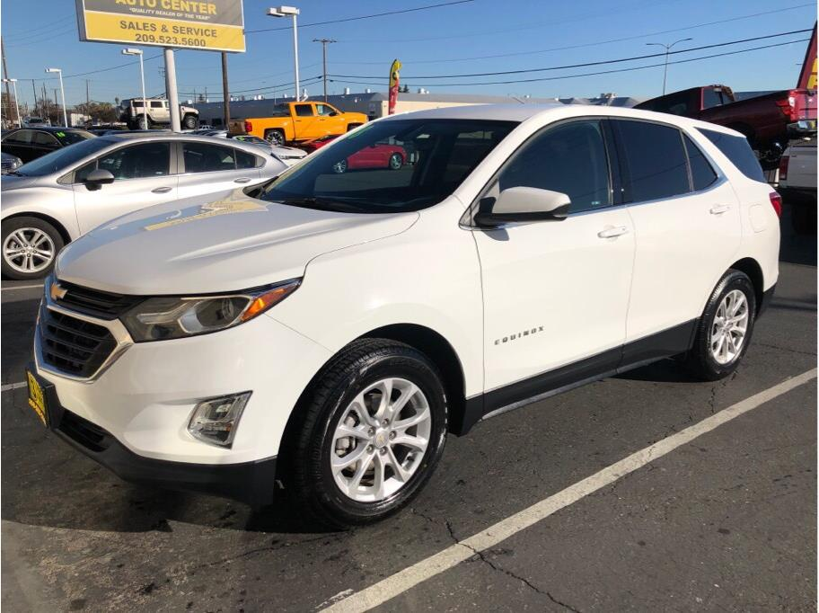 2018 Chevrolet Equinox from Three Amigos Auto Center