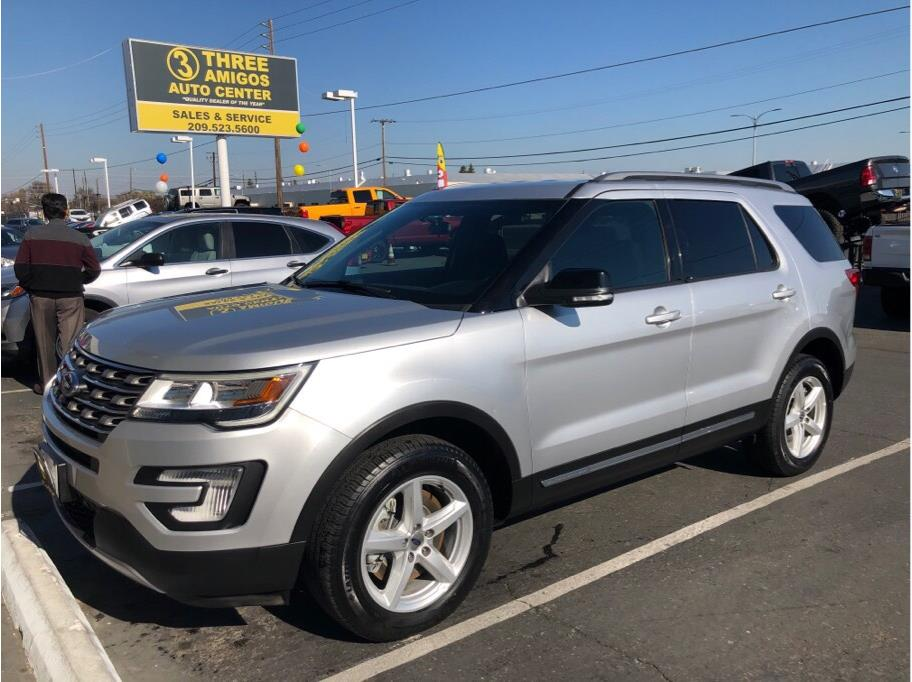 2017 Ford Explorer from Three Amigos Auto Center