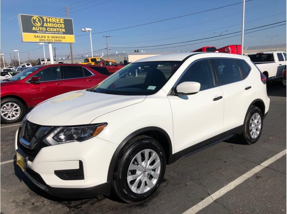 2017 Nissan Rogue from Three Amigos Auto Center