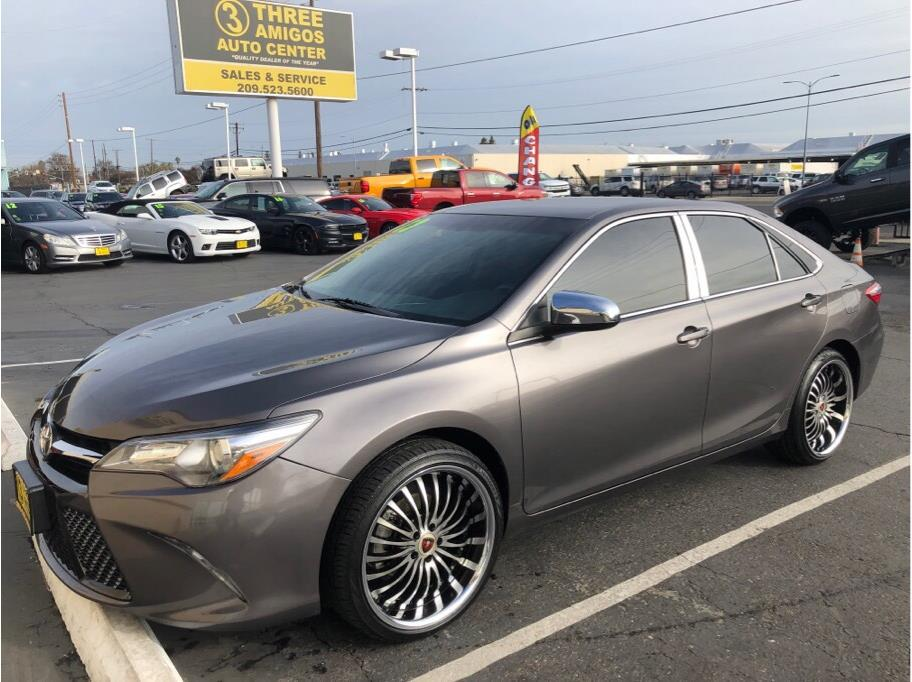 2017 Toyota Camry from Three Amigos Auto Center