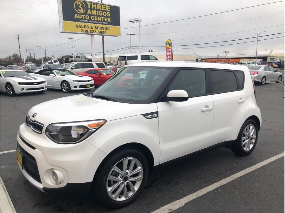 2018 Kia Soul from Three Amigos Auto Center