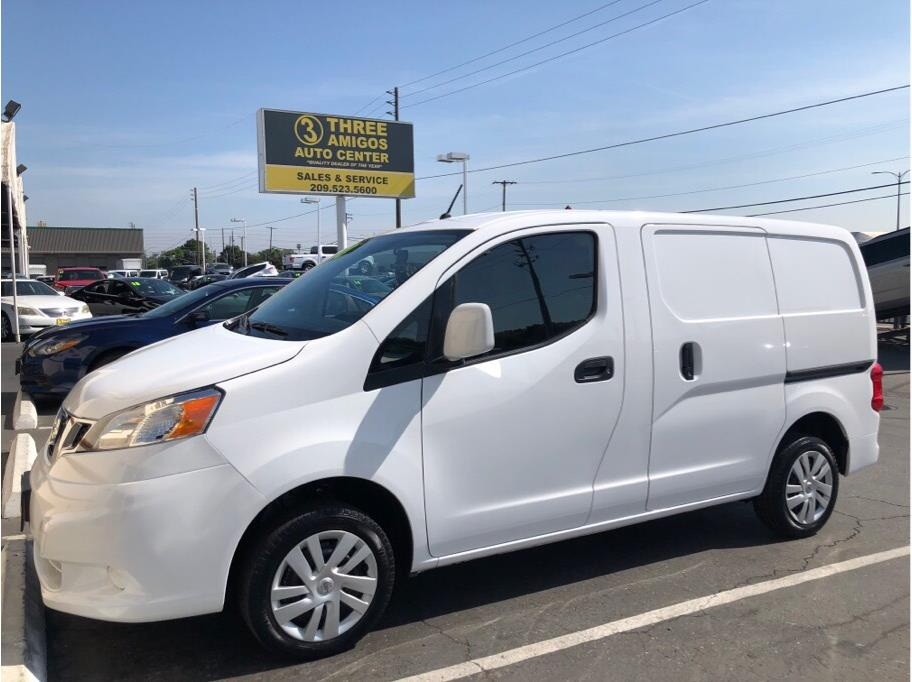 2018 Nissan NV200 from Three Amigos Auto Center