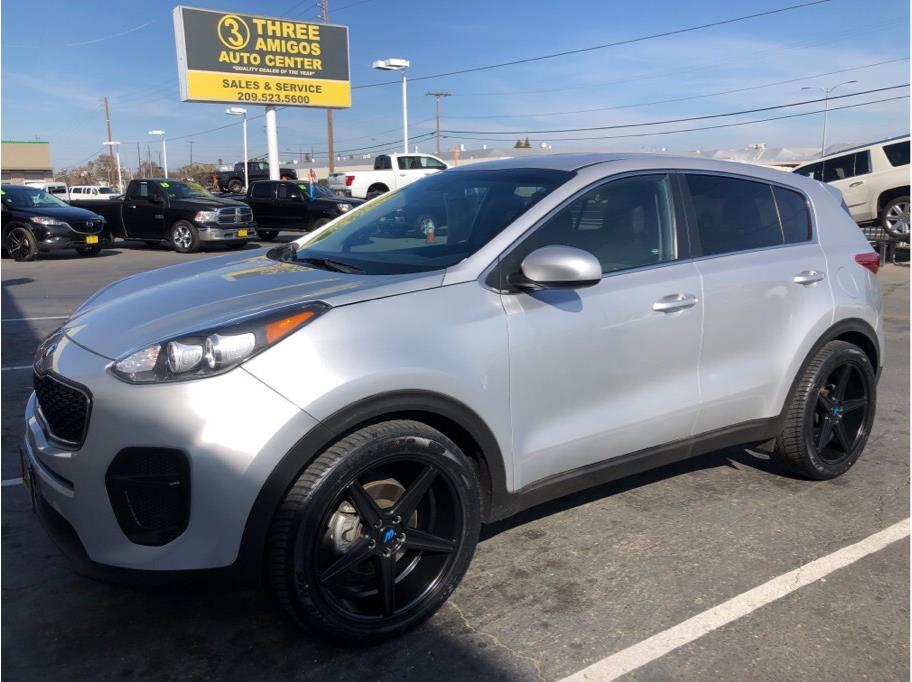 2018 Kia Sportage from Three Amigos Auto Center