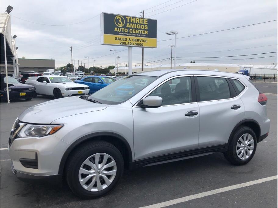 2018 Nissan Rogue from Three Amigos Auto Center