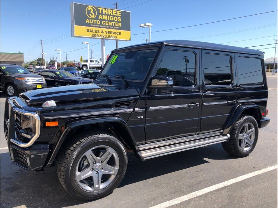 2018 Mercedes-Benz G-Class from Three Amigos Auto Center
