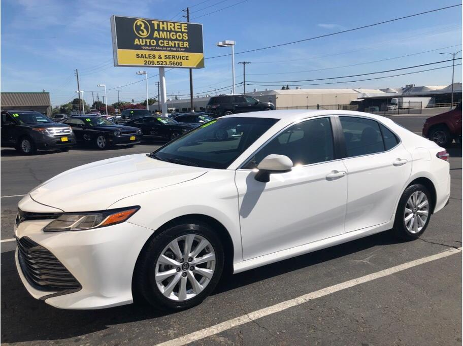 2018 Toyota Camry from Three Amigos Auto Center