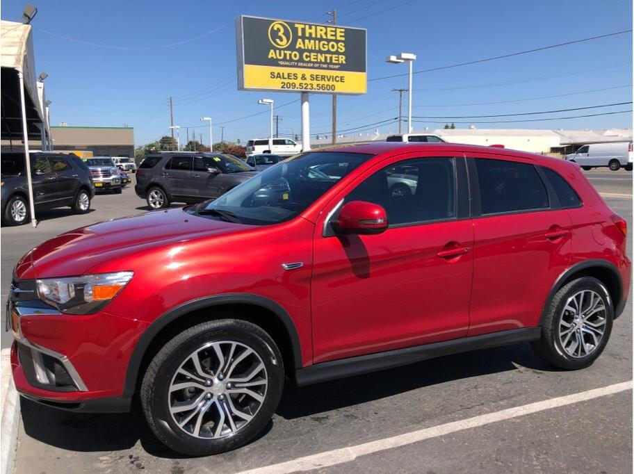 2018 Mitsubishi Outlander Sport from Three Amigos Auto Center
