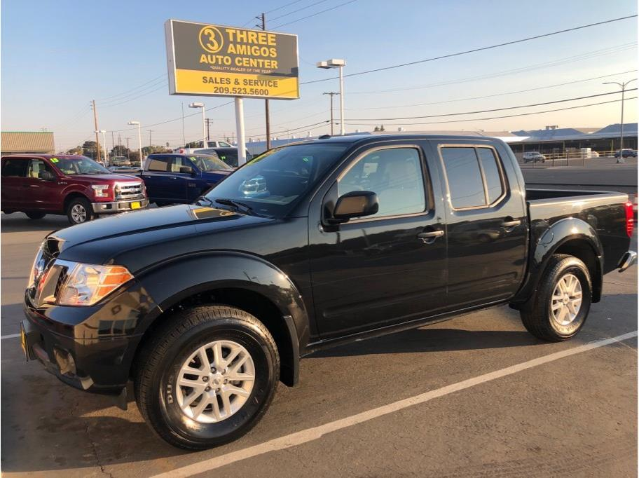 2018 Nissan Frontier Crew Cab from Three Amigos Auto Center